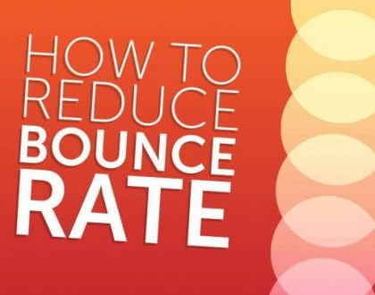 Cum reduci bounce rate