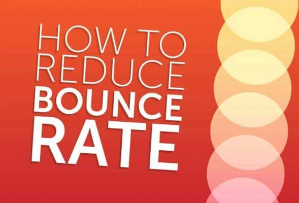 Cum reduci bounce rate