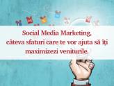 social media sfaturi marketing